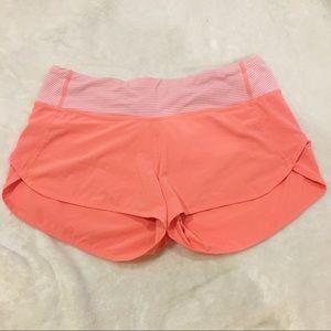 Lululemon Speed Shorts 6